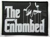 Entombed - 'Godfather' Woven Patch